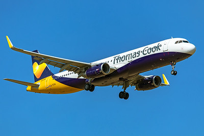 Thomas Cook Airlines Airbus A321-231 G-TCVA 9-8-19