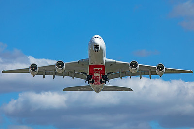 Emirates Airbus A380-861 A6-EUE 9-8-19