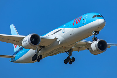 TUI Airways Boeing 787-9 Dreamliner G-TUIK 9-8-19