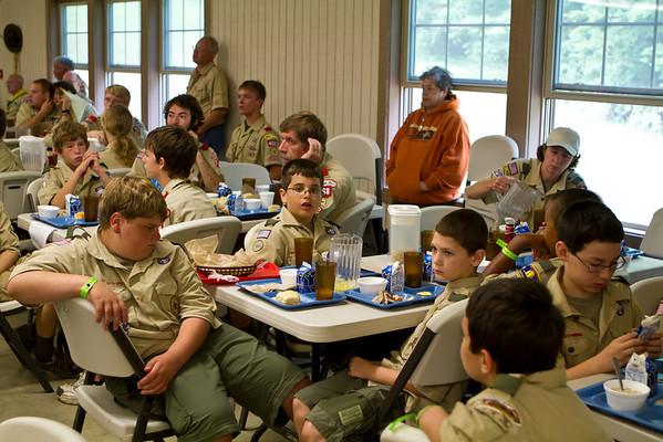 Chief Logan Summer Camp 2010
