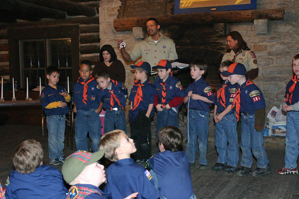 Cub Scout Pack 384 Picture Gallery 2005 - Spring 2009