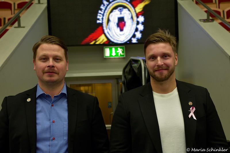 Fredrik Glader & Mikael Forsberg