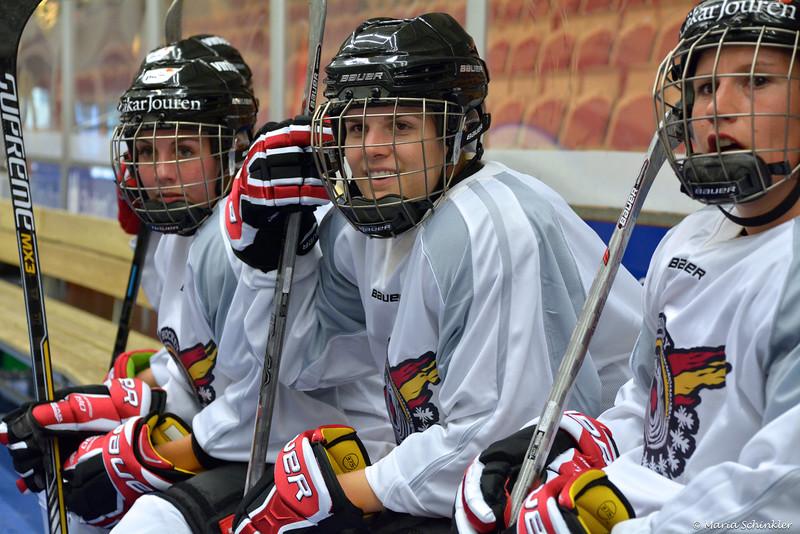 #19 Emma Eliasson #29 Emma Nordin #2 Jessica Wellborg