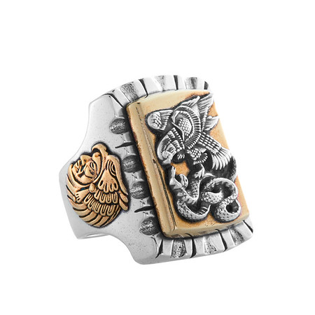 Eagle-And-Snake-Ring-1