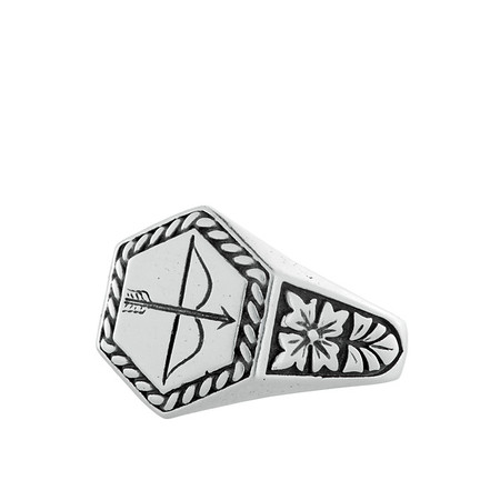 Bow-And-Arrow-Ring