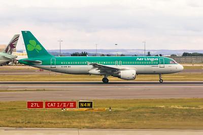 Aer Lingus Airbus A320-214 EI-DVK 7-3-17