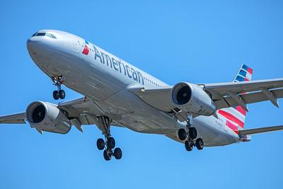 American Airlines Airbus A330-243 N290AY 7-2-17