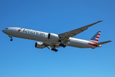 American Airlines Boeing 777-323ER N735AT 7-2-17