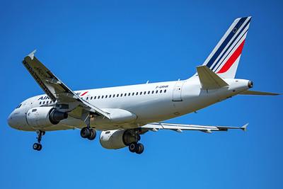 Air France Airbus A319-111 F-GRHR 7-2-17