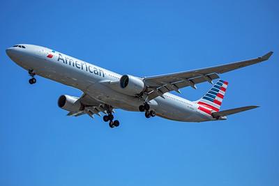 American Airlines Airbus A330-323 N278AY 7-2-17