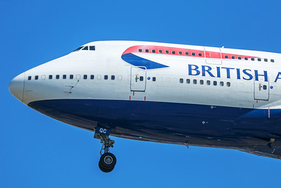 British Airways Boeing 747-436 G-BYGC 7-2-17