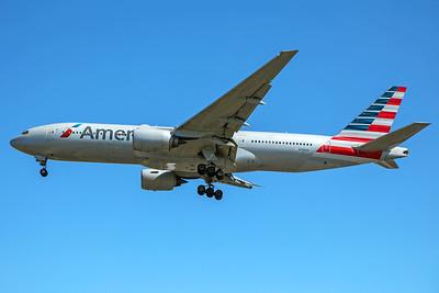 American Airlines Boeing 777-223(ER) N798AN 7-2-17