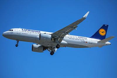 Lufthansa Airbus A320-271N D-AINC 7-2-17