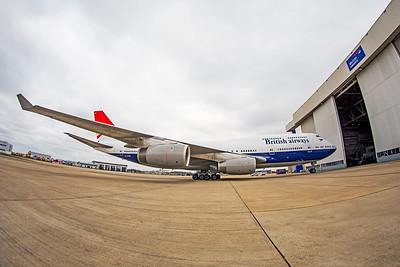 British Airways Boeing 747-436 G-CIVB 3-21-19 5
