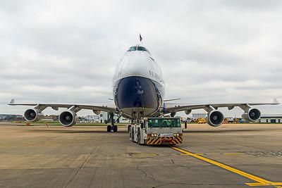 British Airways Boeing 747-436 G-CIVB 3-21-19 3