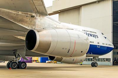 British Airways Boeing 747-436 G-CIVB 3-21-19 7