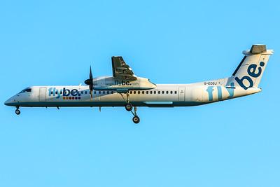 Flybe Bombardier DHC-8-402Q G-ECOJ 5-7-18