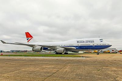 British Airways Boeing 747-436 G-CIVB 3-21-19 2