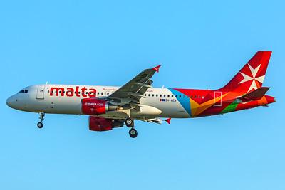 Air Malta Airbus A320-214 9H-AEN 5-7-18
