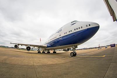 British Airways Boeing 747-436 G-CIVB 3-21-19 4