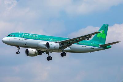 Aer Lingus Airbus A320-214 EI-DVN 5-8-18