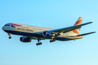 British Airways Boeing 767-336(ER) G-BNWD 5-7-18