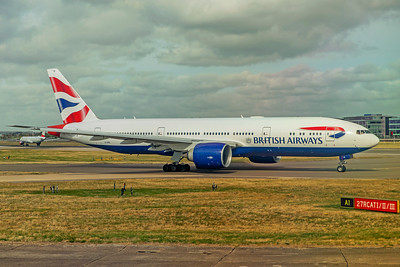 British Airways Boeing 777-236(ER) G-VIIS 9-10-18