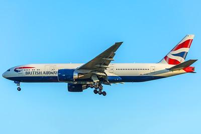 British Airways Boeing 777-236(ER) G-VIIA 5-7-18