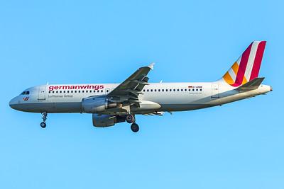 Eurowings Airbus A320-21 D-AIQB 5-7-18