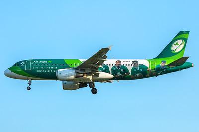 Aer Lingus Airbus A320-214 EI-DEO 5-7-18