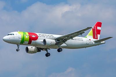 TAP - Air Portugal Airbus A320-214 CS-TQD 5-8-18