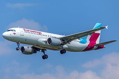 Eurowings Airbus A320-214 D-ABNN 5-8-18
