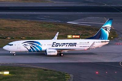 EgyptAir Boeing 737-86 SU-GEG 8-25-19