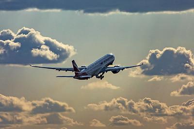 Air Mauritius Airbus A330-941 3B-NVB 9-1-19
