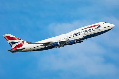 British Airways Boeing 747-436 G-CIVX 11-10-19