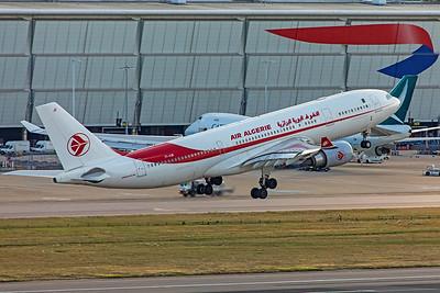 Air Algérie Airbus A330-202 7T-VJB 9-1-19