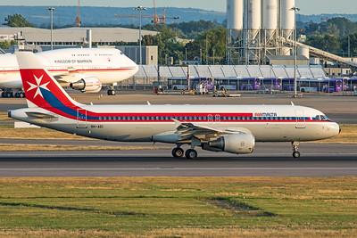 Air Malta Airbus A320-214 9H-AEI 7-12-19