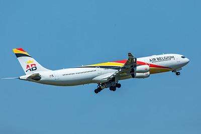 Air Belgium Airbus A340-313 OO-ABB 6-29-19