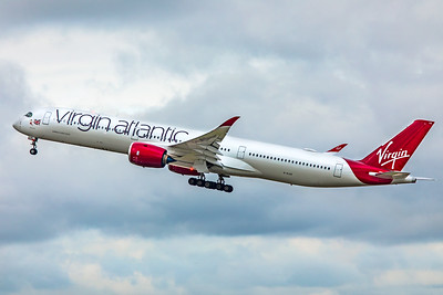 Virgin Atlantic Airways Airbus A350-1041 G-VLUX 10-20-19