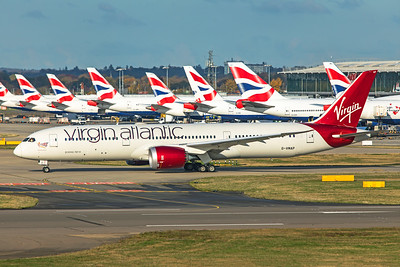 Virgin Atlantic Airways Boeing 787-9 Dreamliner G-VMAP 11-10-19