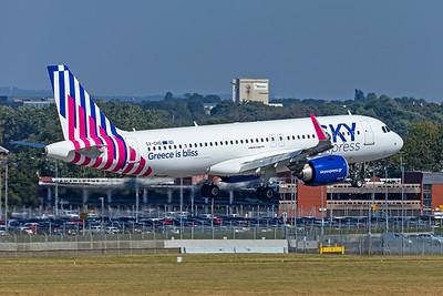Sky Express Airbus A320-251N SX-CHG 9-8-21