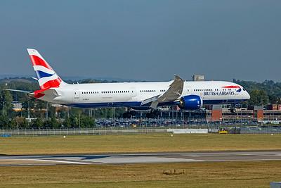 British Airways Boeing 787-10 Dreamliner G-ZBLB 9-8-21