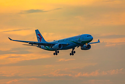 China Eastern Airlines Airbus A330-243 B-5902 9-8-21 2