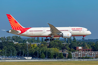 Air India Boeing 787-8 Dreamliner VT-ANH 9-8-21