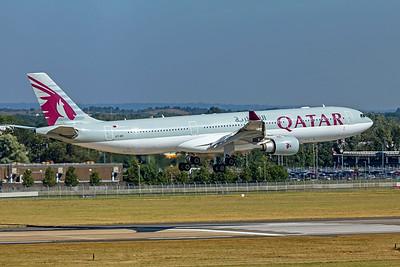 Qatar Airways Airbus A330-302 A7-AEI 9-8-21