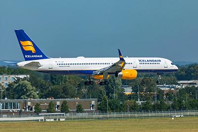 Icelandair Boeing 757-256 TF-ISR 9-8-21