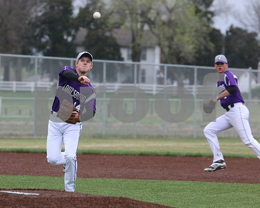 LHS Baseball at Paola