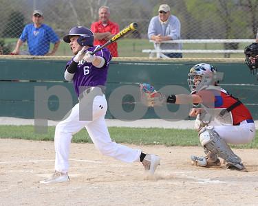 LHS Baseball vs. Wellsville