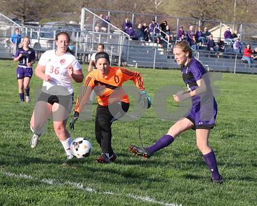 LHS Girls Soccer at Ottawa