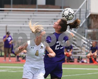LHS Girls Soccer at State